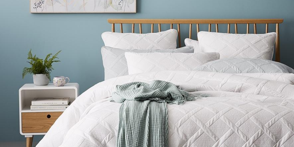 How to stay warm this winter: overhaul your bedding