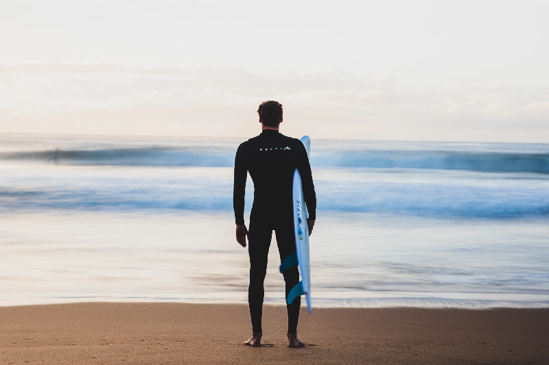 Fathers Day Gifts - Wetsuits and surfboards from Rusty